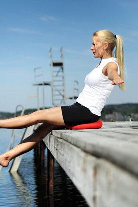 Jastuci i program za fitness i masažu